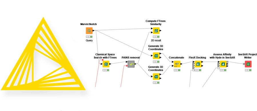 Header knime workflows