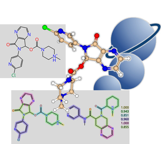 explore vast chemical spaces with infiniSee to find new scaffolds during drug discovery